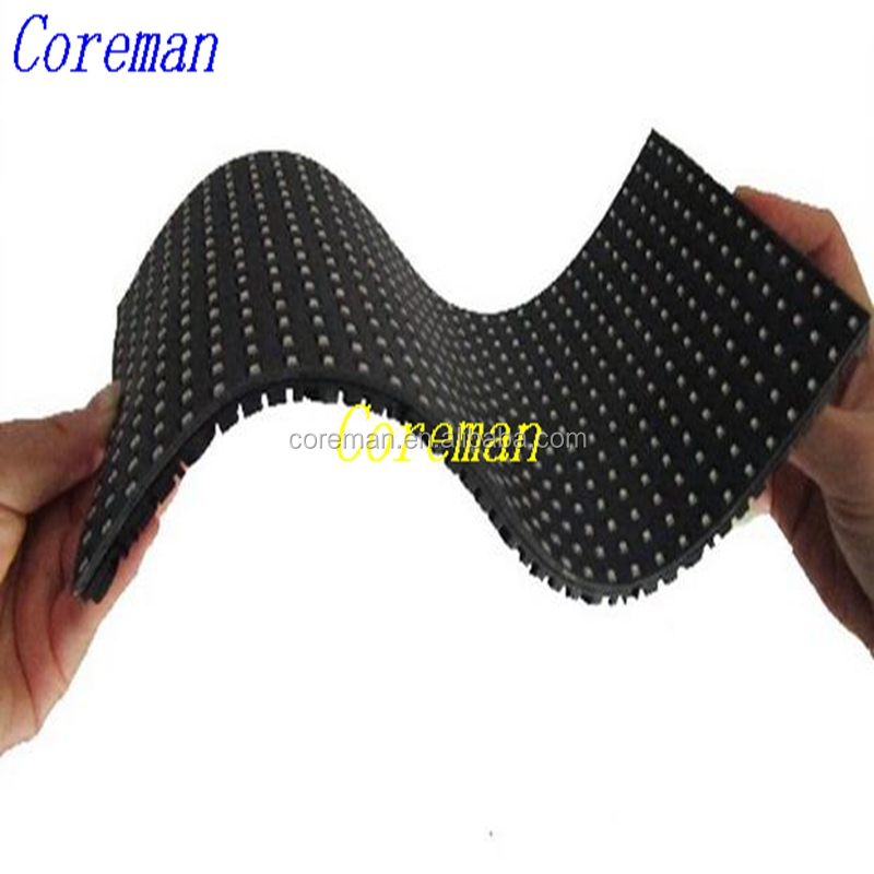 custom shape smd soft led module curved led screen display 360 degree curve round p3 p4 p5 p6.67 p8 p12