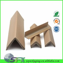 Customized L shape cardboard corner protector kraft paper angle protector