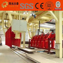 Autoclaved aerated concrete light weight brick making machine for sale New de