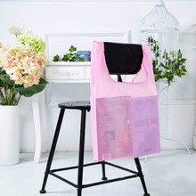 Wholesale cheap nylon foldable reusable waterproof shopping bag