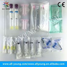 2017 good prices blue capillary blood collection tube