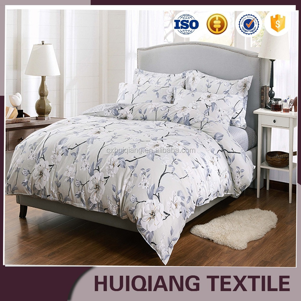 soft handle polyester 3d classic print fabric changxing home textile