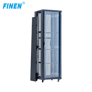 19 inch 42U floor standing server rack network cabinet data cabinet