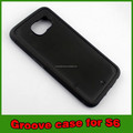 New products mobile phone groove case for samsung galxy s6