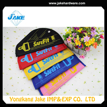 seat belt strap adjuster/seat belt buckle keychain/baby safety seat belt strap
