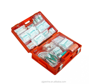 EM56037 Muti-use hand carry office home family traivel school camping car First aid kit