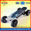 High Speed Long Life 1200w Remote Control Electric Skateboard on Sale