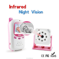 "2.4"" LCD Screen Wireless Video Baby Monitor ,Night Vision Baby Camera"