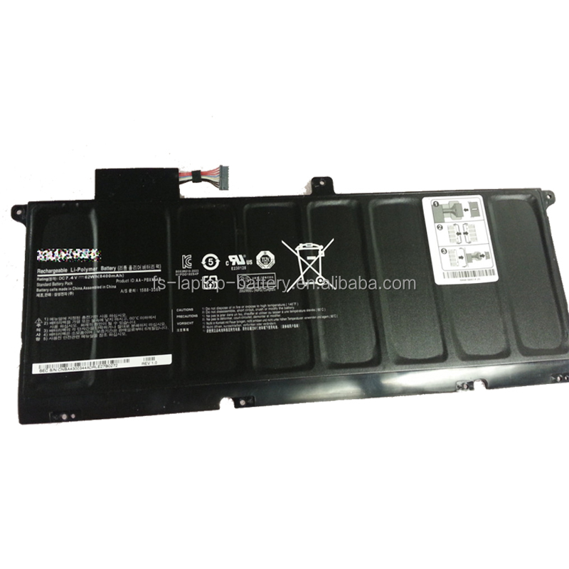 Universal compatible battery AA-PBXN8AR replacement for samsung 900X4B laptop battery