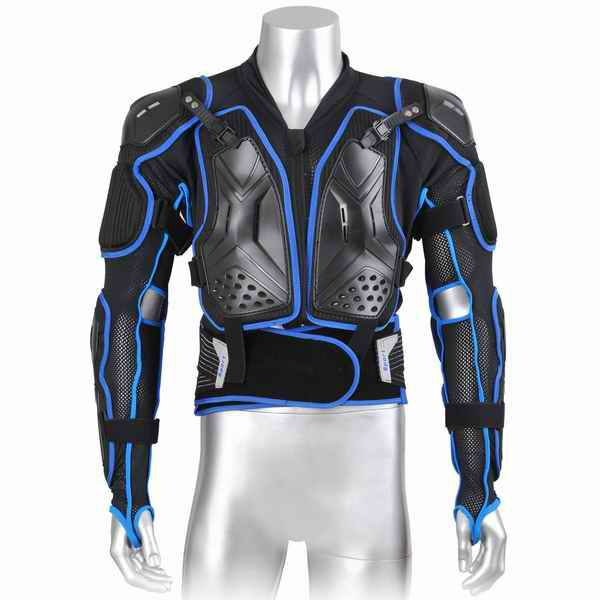 Motorcycle Jacket Full Body Protector Motorcross Armor Protector