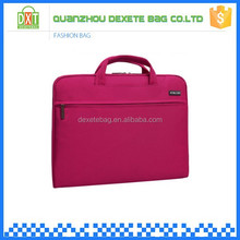 Nylon bright colors women style china business laptop bag