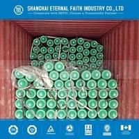 40L 150bar gas storage Nitrogen/Oxygen /argon gas cylinder price