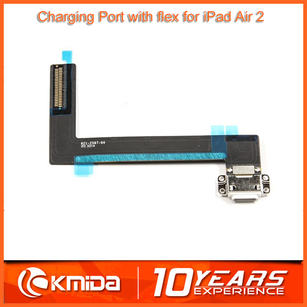 For Apple iPad Air 2 Charging Port Flex Cable Replacement