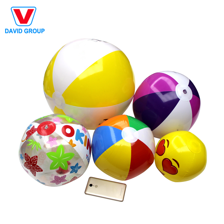 Hot Sell PVC Customized Promotional Inflatable Beach <strong>Ball</strong>