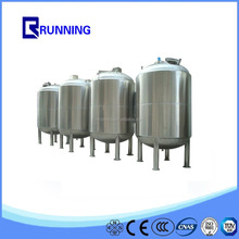 Stainless Steel Storage Vessel