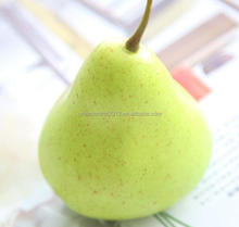 Wholesale Different Style Of Artificial Fruit For Decoration Artificial pear Fruit Ornaments