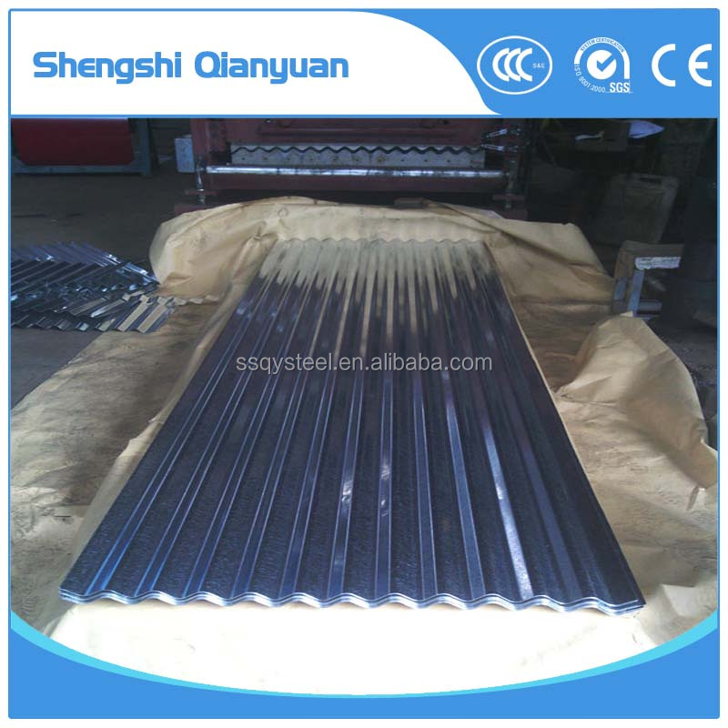 Corrugated Galvanized Roof Steel Sheets