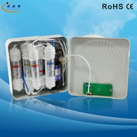 Best Price Dengyuan Booster Pump 5 Stages Water Purification System Portable RO Water Filter