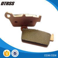 Sintered C-Cu motorcycle parts japanese brake pads for sale