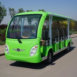 New design full electric minibus electric bus 12 seats