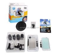 shenzhen mobile phone accessories 10Meter Waterproof case for iphone 5/5s with 120Degree Wide Angle Lens