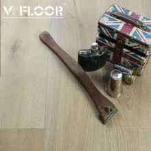 White Lime Wash Engineered Timber Flooring