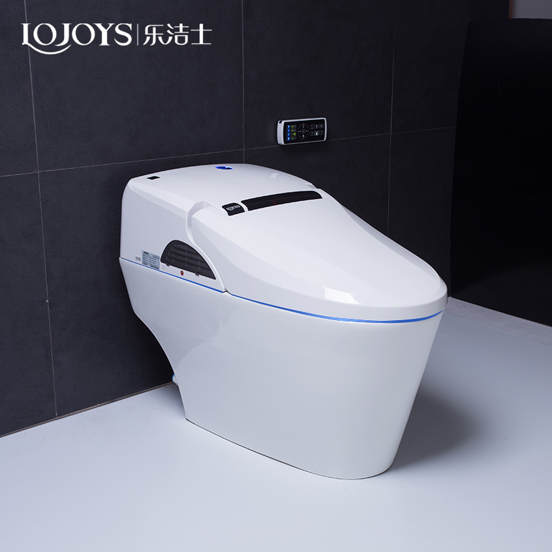 Cheap price bathroom set sanitary ware ceramic wc electronic intelligent toilet