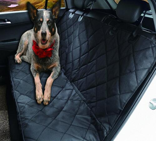 XL Double layer small size car seat cover for pets hammock