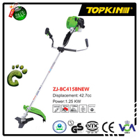 42.7cc echo weed eater walk behind brush cutters