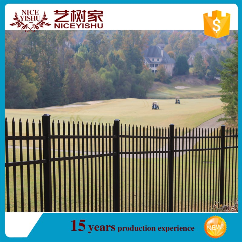 14.ornamental metal fence caps casting aluminum fence parts aluminum fen/aluminum balcony railing/staircase for house decoration