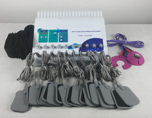 Russian wave electric muscle stimulator electrotherapy electrode pad