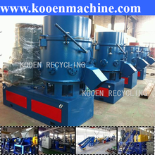 high effiency used agglomerator plastic densifier sales