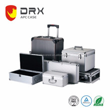 Ningbo factory hot sale aluminum case with foam padding foam