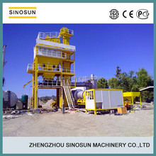 SINOSUN SAP40-SAP240 STATIONARY asphalt hot mix batching plant, road construction machinery for sale