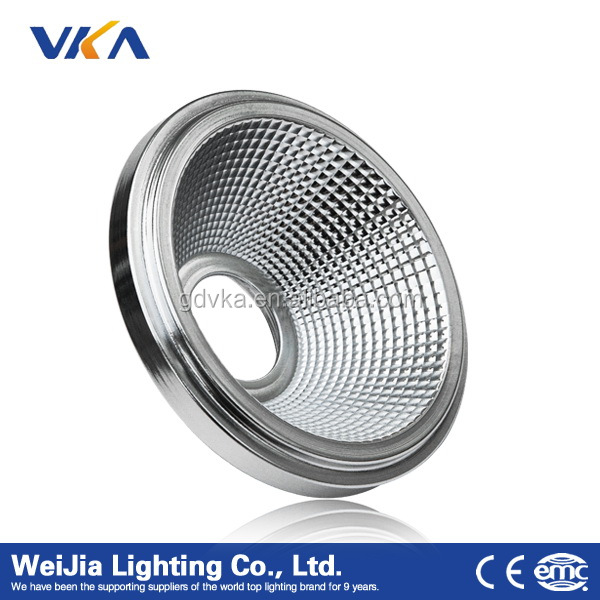 COB LED Down Light Aluminum Lamp Housing With Reflector