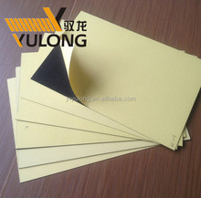 0.3-3mm double self adhesive pvc foam sheet for photobook