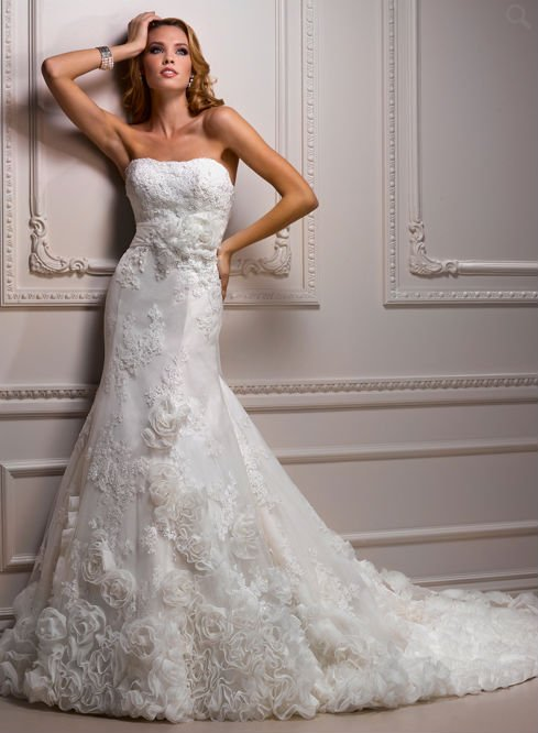 Wedding Dress , 2012 Bridal Mg - 21