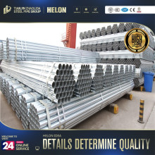 JIS G3446 standard ! galvanized scaffolding tubes galvanized steel water pipe sizes