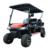 4 Wheel Drive Electric club Car Golf Cart for sale