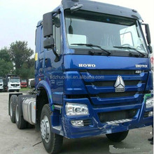Chinese HOWO 6*4 tractor truck for export, trailer head truck,prime mover with 420HP