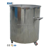 Movable Stainless Steel Tank