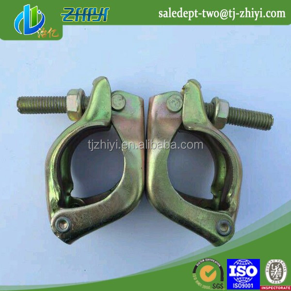 German type pressed fixed scaffold clamp