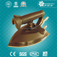 YRM laundry industrial commercial steam press iron