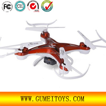 L6053 Good Quality 2.4G 4CH 6-Axis UFO With Light RC Drone Quadcopter Camera