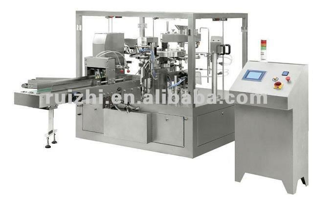 Automatic Intelligent Rotary Packaging Machine