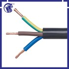 Favorable price 3*1.0mm2 power cable/H07RN-F pvc insulated electrical cable