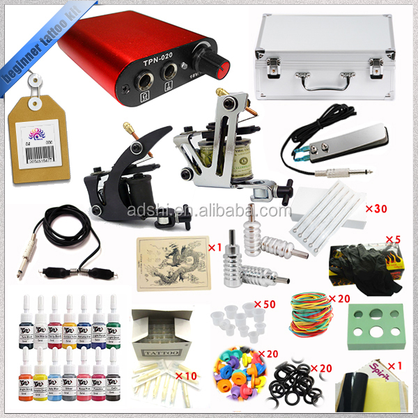 High Quality Professional Body Piercing tools kit supply & professional body piercing kit