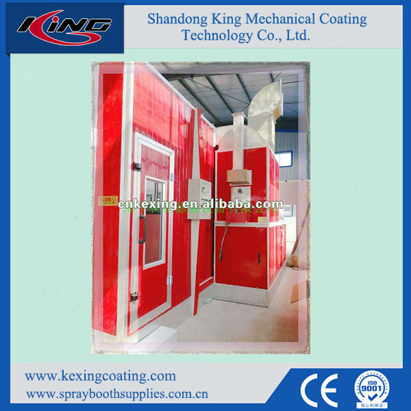 High Quality Hot Selling Car Spray Booth with CE Certification