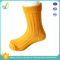 Custom Bulk Wholesale Cotton Kids Socks Manufacturer Imported from China