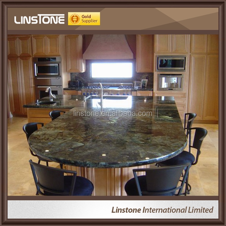 High Quality Blue Pearl Granite Tiles Kitchen Bathroom Counter Tops